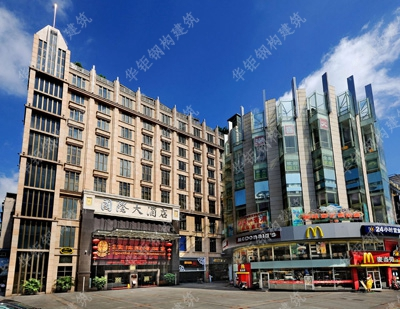 酒店建筑工程总承包