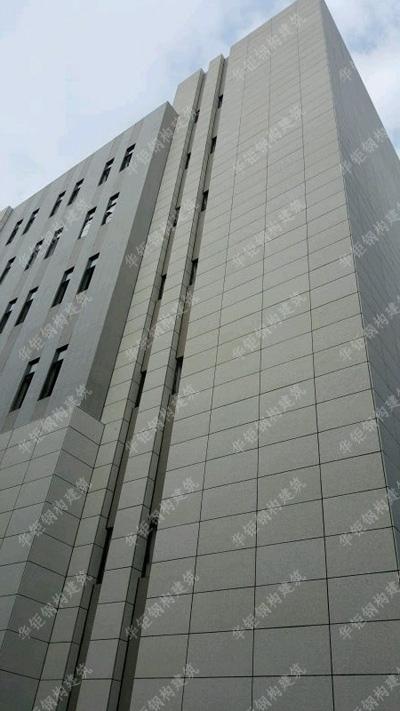 挂石幕墙广州计量院科学城检测基地二期挂石幕墙工程