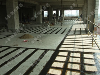 建筑结构加固/补强--碳纤维加固