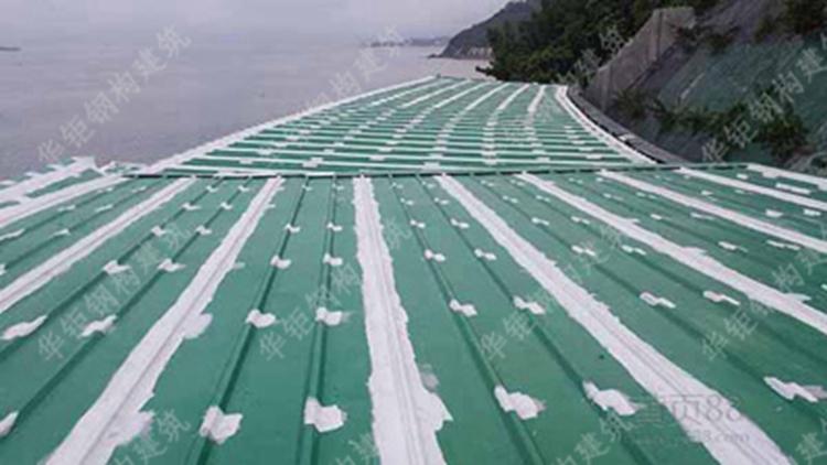 钢结构维护防水维护