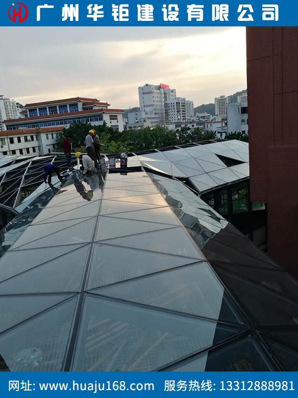 惠州异形钢结构