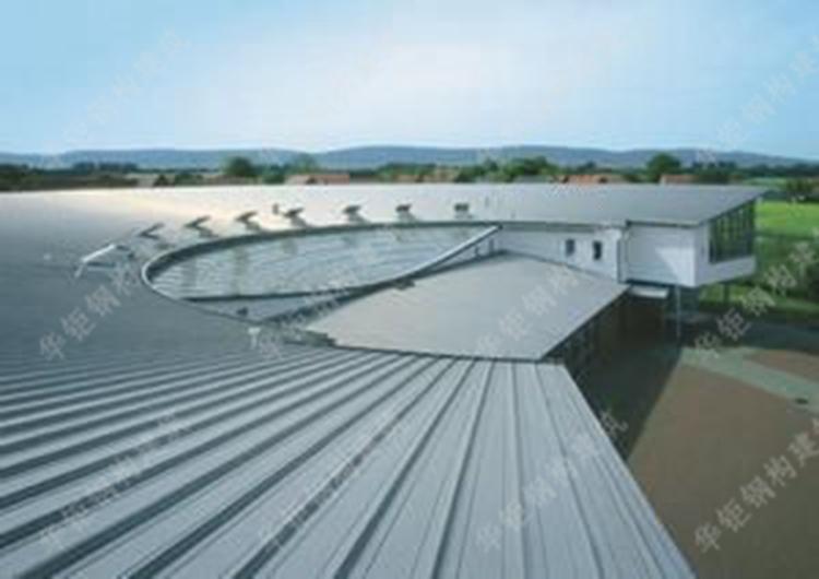 铝镁锰金属屋面工程
