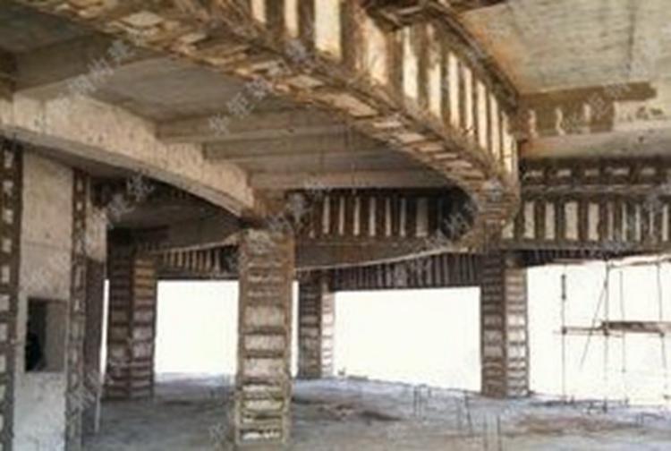 建筑加固--包钢加固