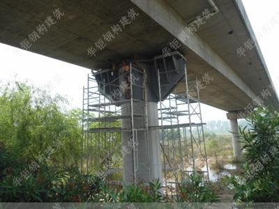 桥梁加固--包钢加固