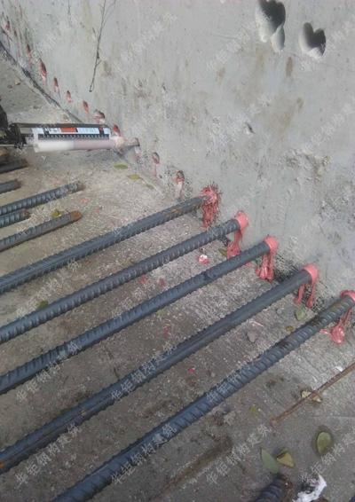 建筑植筋加固工程